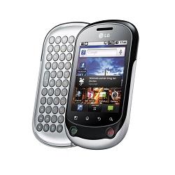 Déverrouiller par code votre mobile LG Optimus Chat C550