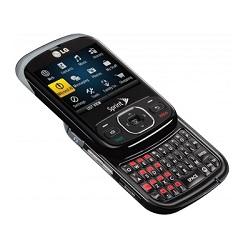 Déverrouiller par code votre mobile LG LN240 Remarq