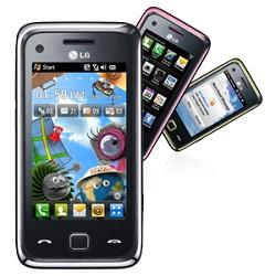 Déverrouiller par code votre mobile LG GM730