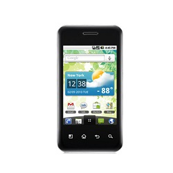 Déverrouiller par code votre mobile LG Optimus Chic E720
