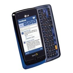 Déverrouiller par code votre mobile LG LN510 Rumor Touch