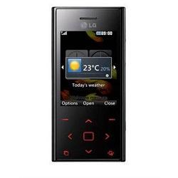 Déverrouiller par code votre mobile LG BL42K
