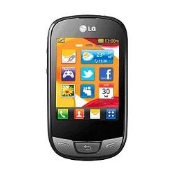 Déverrouiller par code votre mobile LG T510