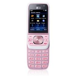 Déverrouiller par code votre mobile LG GU285f