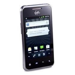 Déverrouiller par code votre mobile LG Optimus Elite LS696