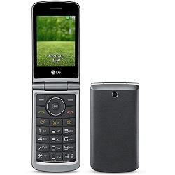 Déverrouiller par code votre mobile LG G350