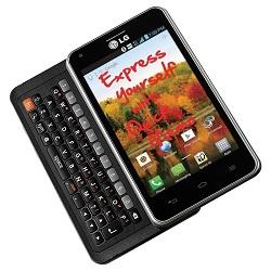 Déverrouiller par code votre mobile LG Mach LS860