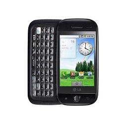 Déverrouiller par code votre mobile LG KH5200 Andro