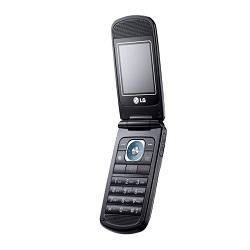 Déverrouiller par code votre mobile LG GB250
