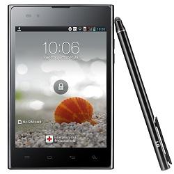 Déverrouiller par code votre mobile LG Optimus Vu