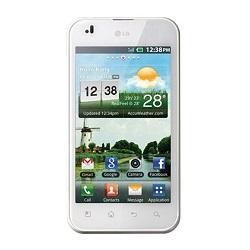 Déverrouiller par code votre mobile LG Optimus White
