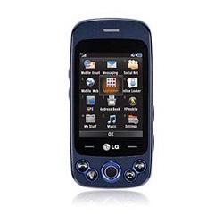 Déverrouiller par code votre mobile LG GW370 Rumour Plus