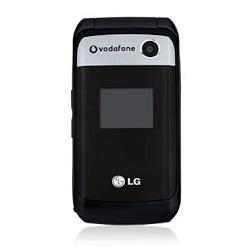 Déverrouiller par code votre mobile LG KP230