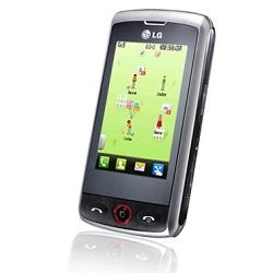 Déverrouiller par code votre mobile LG GW520
