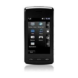 Déverrouiller par code votre mobile LG CU915 Vu