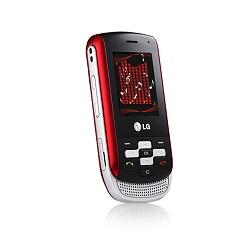 Déverrouiller par code votre mobile LG KP265