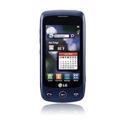 Déverrouiller par code votre mobile LG Sentio