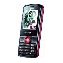 Déverrouiller par code votre mobile LG GS200