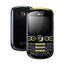 Déverrouiller par code votre mobile LG Town C300