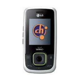 Déverrouiller par code votre mobile LG KP293i