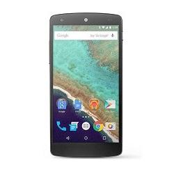 Déverrouiller par code votre mobile LG Nexus 5