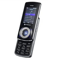 Déverrouiller par code votre mobile LG KM710