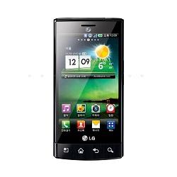 Déverrouiller par code votre mobile LG LU3000