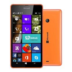 Déverrouiller par code votre mobile Microsoft Lumia 540 Dual SIM