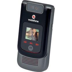 Déverrouiller par code votre mobile Motorola V1100
