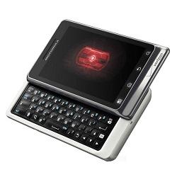 Déverrouiller par code votre mobile Motorola Droid 2 Global