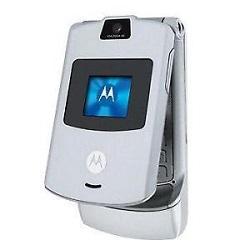 Déverrouiller par code votre mobile Motorola V3g