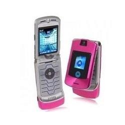 Déverrouiller par code votre mobile Motorola V3I Pink