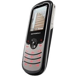 Déverrouiller par code votre mobile Motorola WX260