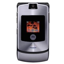 Déverrouiller par code votre mobile Motorola V3iRE