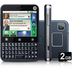 Déverrouiller par code votre mobile Motorola Charm