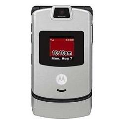Déverrouiller par code votre mobile Motorola V3M