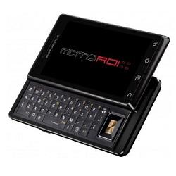 Déverrouiller par code votre mobile Motorola MotoROI