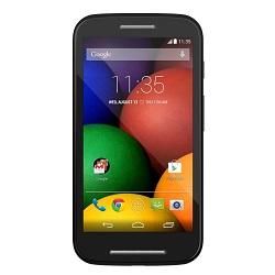 Déverrouiller par code votre mobile Motorola Motorola Moto E