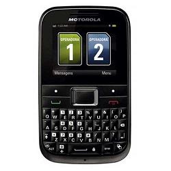 Déverrouiller par code votre mobile Motorola EX109 Motokey Mini