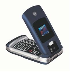 Déverrouiller par code votre mobile Motorola V3x