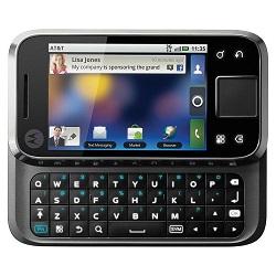Déverrouiller par code votre mobile Motorola MB508 Flipside