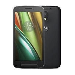 Déverrouiller par code votre mobile Motorola E3
