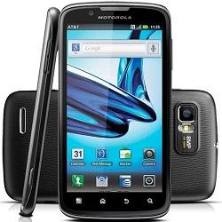 Déverrouiller par code votre mobile Motorola Atrix 2