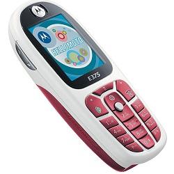 Déverrouiller par code votre mobile Motorola E375