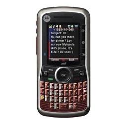 Déverrouiller par code votre mobile Motorola I465 Clutch