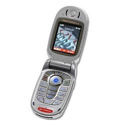 Déverrouiller par code votre mobile Motorola V550