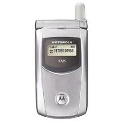 Déverrouiller par code votre mobile Motorola T725e