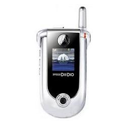 Déverrouiller par code votre mobile Motorola MS300