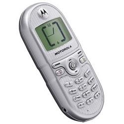 Déverrouiller par code votre mobile Motorola C200