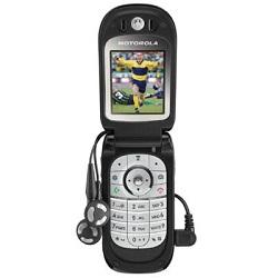 Déverrouiller par code votre mobile Motorola V361